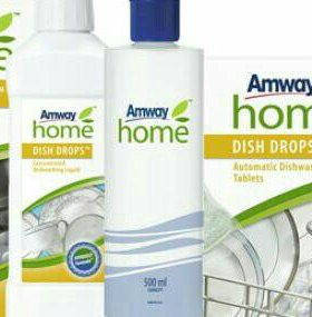 Средства для мытья посуды Амвей