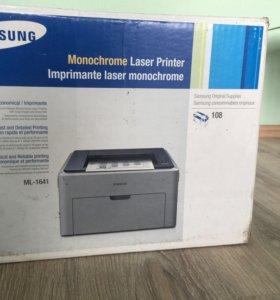 Принтер с картриджем