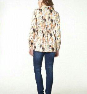 Блузка+брюки для будущих мам