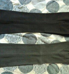 Костюм женский брюки юбка пиджак 44р-ра