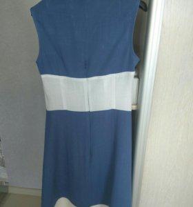 Платье бу р42
