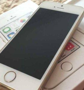 iPhone 5S 32 GB (Gold)