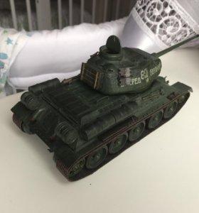 Стендовая модель Т-34-85