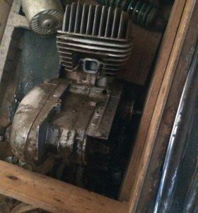 Двигатель мотоцикла Минск