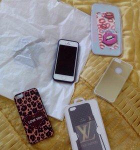 Айфон 5 в отличном состоянии