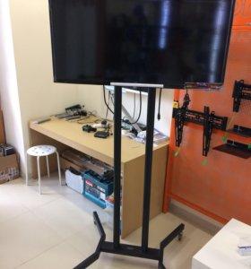 Мобильная стойка для презентаций