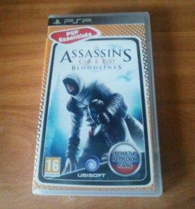 """Игра для PSP """"Assasin's Creed: Bloodlines"""""""
