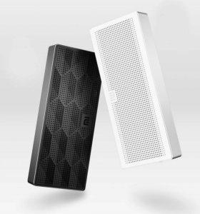 Новая Bluetooth колонка Xiaomi Square Box Speaker