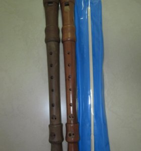 Блок флейта, новая, из ценной породы дерева