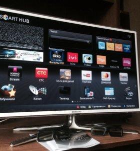 3D, SMART TV WI-FI SAMSUNG