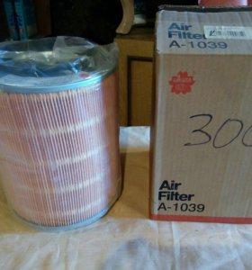 Воздушный фильтр на кантер