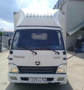 BAW 33462 Феникс, Изотермический фургон