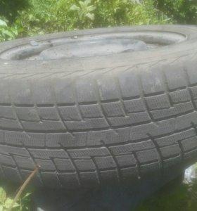 2 колеса на 16 на зимней резине