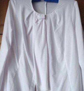 Рубашки новые р. 44