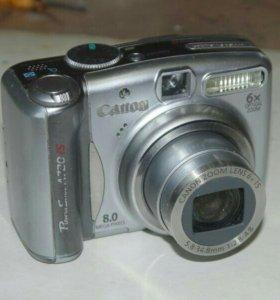 Цифровой фотоаппарат- камера