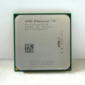 AMD phenom II x4 965BE 3.4GHZ (AM3, L3 6144kb)