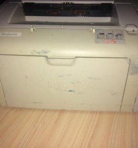 Принтер на запчасти, цену предлагайте