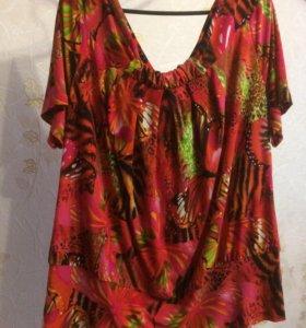 Блузка 60 размера