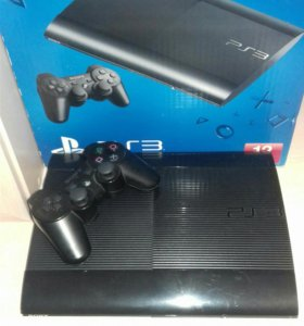 Sony PlayStation3 SuperSlim