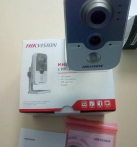 Ip камера HIKVISION DC2CD2432F1