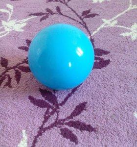 Мяч SASAKI голубой б/у
