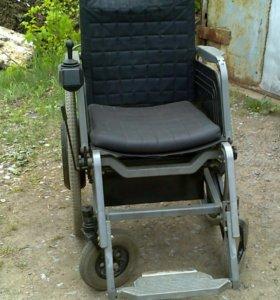 Инвалидная коляска с электроприводом кар-4