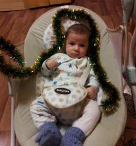 Качели Baby Care