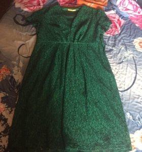 Платье ZARINA кружевное