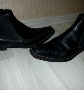 Ботинки 42р.