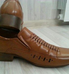 Туфли летние 40 р.