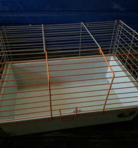 Клетка для кролика или морской свинки