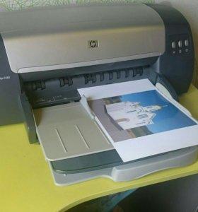 Цветной струйный принтер HP Deskjet 1280