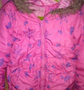 Куртка на осень/теплую зиму