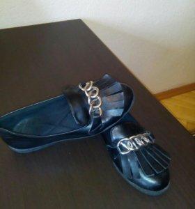 Мокасины - балетки - туфли