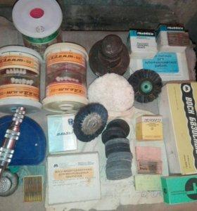 Зуботехнический инструмент и расходные материалы