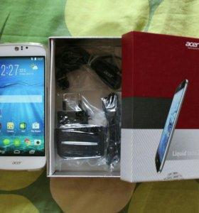 Смартфон acer Liquid Jade Z S57 White