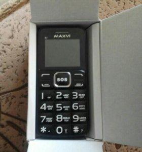 Телефон Maxvi B2