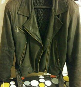 Куртка.Натуральная кожа.