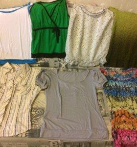 Майки, рубашка, футболки