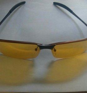 Очки 👓 с желтыми линзами