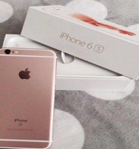 iPhone 6s на 16