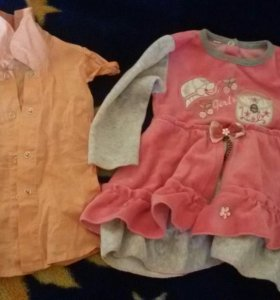 Одежда для девочек с рождения