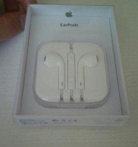 Наушники Apple earpods