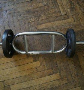Штанга рама Torneo 17 кг