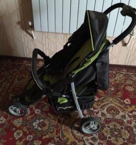 Трехколёсная коляска babycare