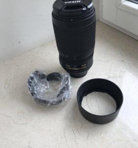 Объектив Nikon zoom 70-300