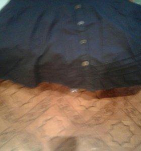 Летняя юбка солнышко