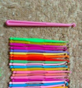 Крючки и подвески для плетения