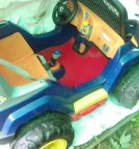 Детская машина от 2-5 лет