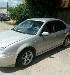 Volkswagen Bora 1999г 2,3 АТ